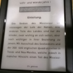 Open Dyslexic auf e-Book-Reader